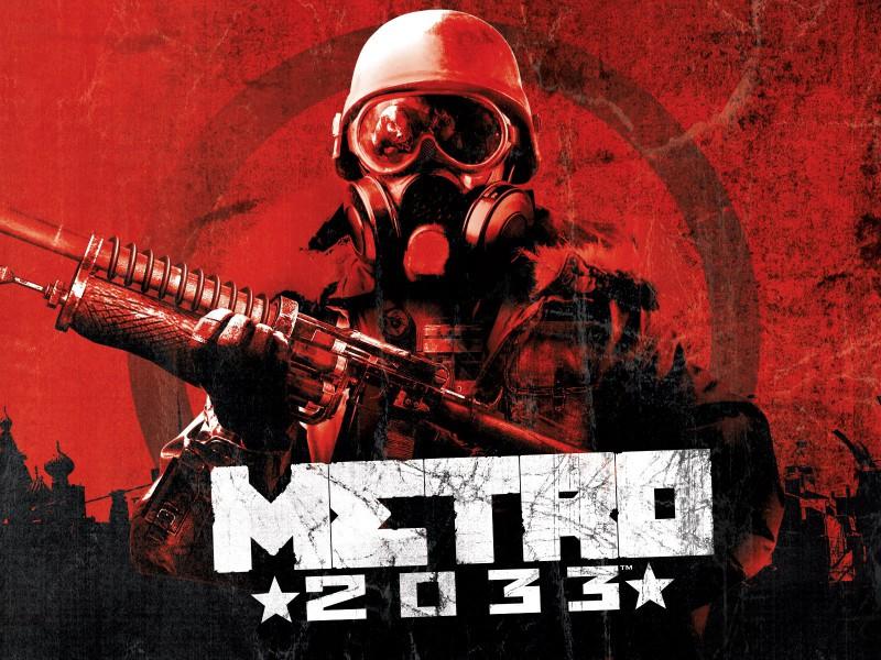 ���� � ���� Metr� 2033.
